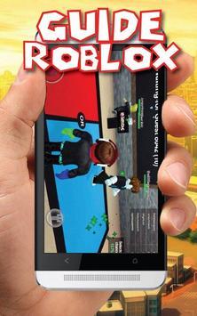 Guide Roblox of Free Robux apk screenshot