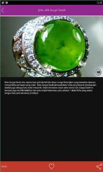 Katalog Batu Akik apk screenshot