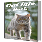 Cat Info Book icon