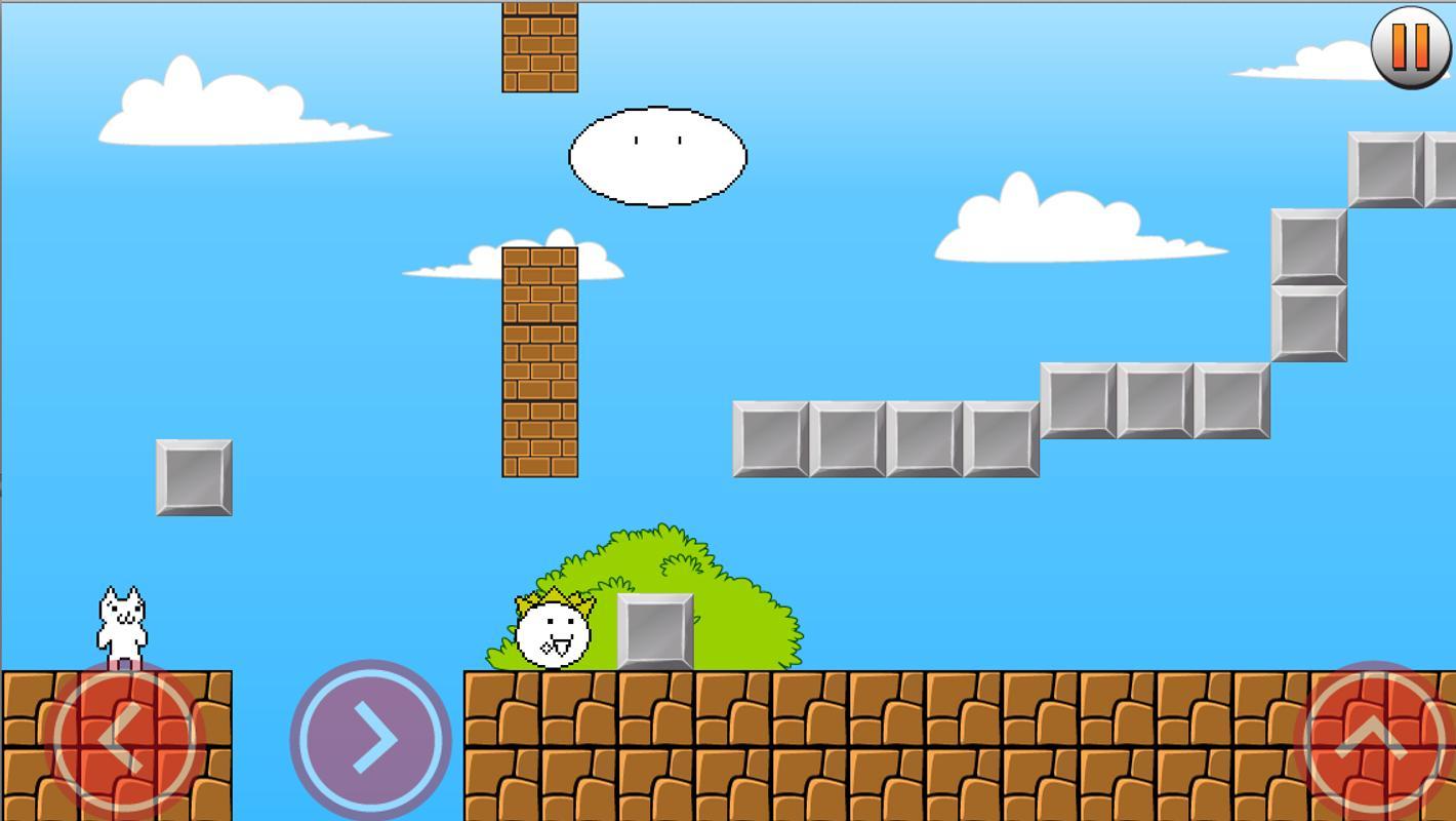 Cat Mario Free Download Apk
