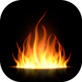 How to Make Fire icon