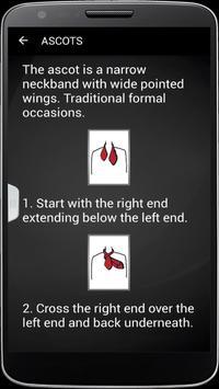 How To Tie A Tie apk screenshot