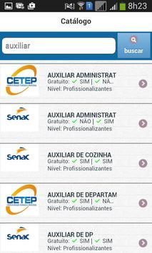 Catálogo Form. Profi. de Macaé apk screenshot