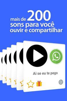 Sons Engraçados pra WhatsApp apk screenshot