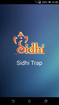 sidhi trap poster