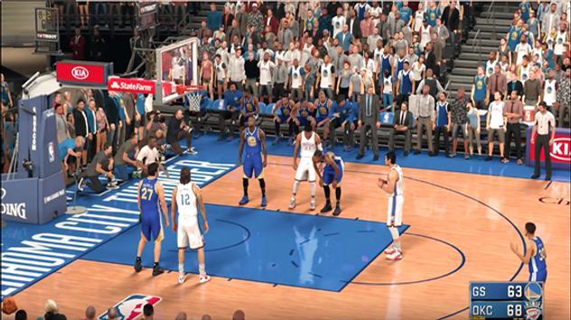 Guide For NBA 2K17 Mobile Live apk screenshot