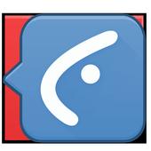 Catfiz Blue Theme icon