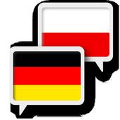 Polish German Translate icon
