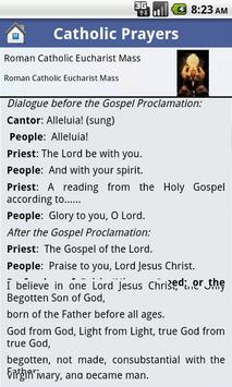 Catholic Prayers (Free) apk screenshot