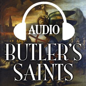 Audio Butler's Lives of Saints apk screenshot