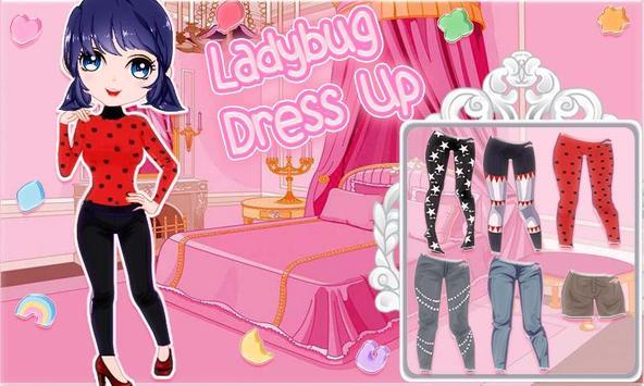 Dress Up catalog for ladybug apk screenshot