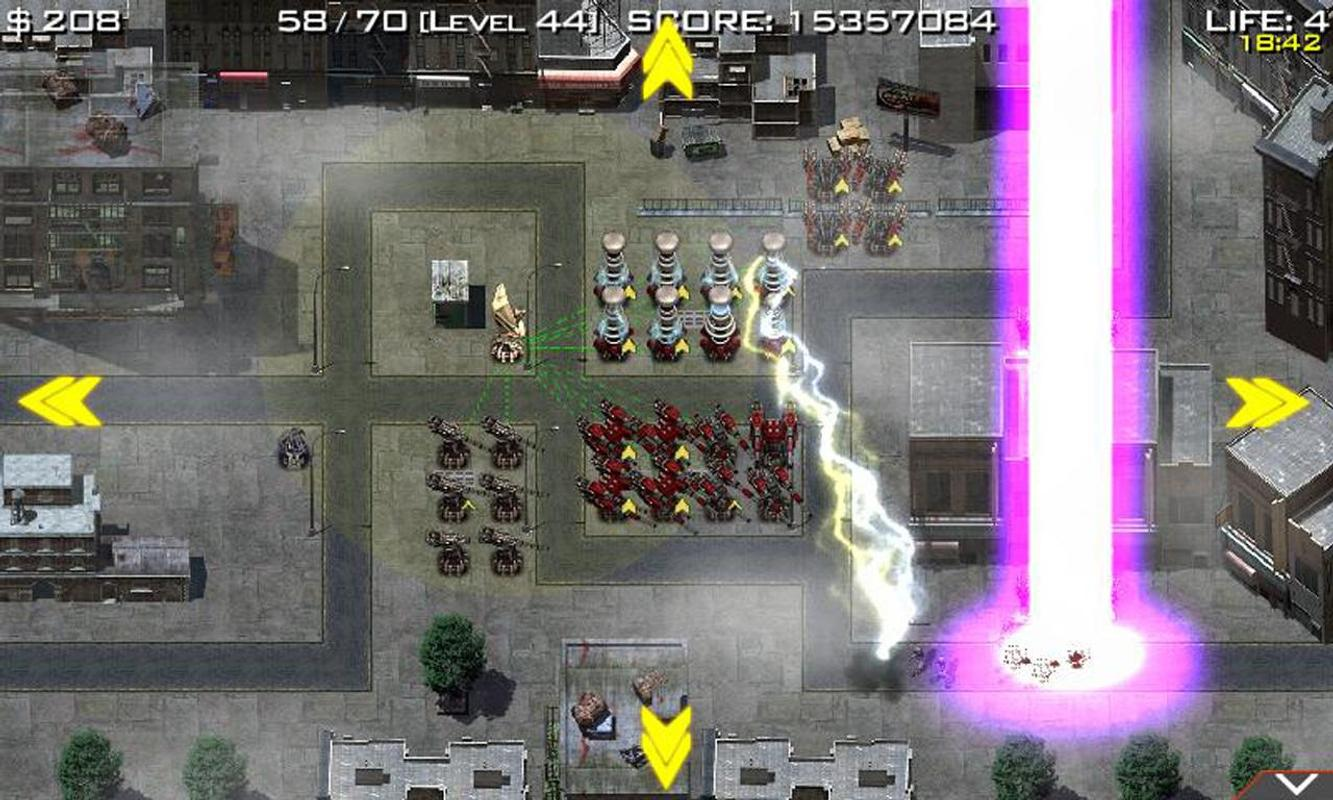 Global Defense: Zombie War APK Download - Free Strategy GAME for ...