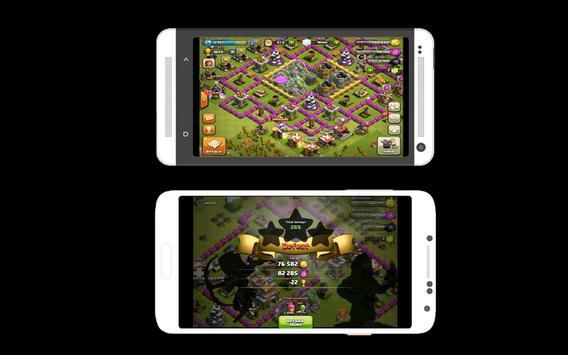 Guide for Clash of Clans Game poster