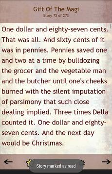 English Stories by O.Henry apk screenshot