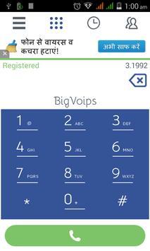 BigVoips apk screenshot