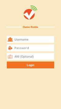 ChoiceArabia apk screenshot