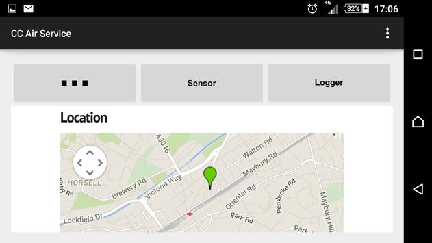 CC Air Service Interface apk screenshot