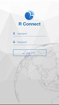 R Connect poster