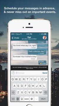 Cooee Messenger apk screenshot