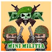 Guide:Doodle Army Mini Militia icon