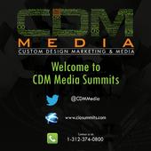 CDM Media icon