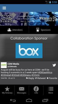 CDM Media poster