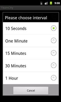 TeamCity Widget apk screenshot
