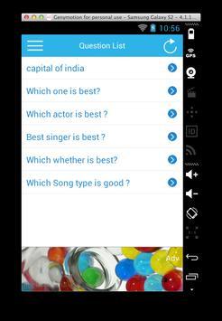 Vista Vote apk screenshot