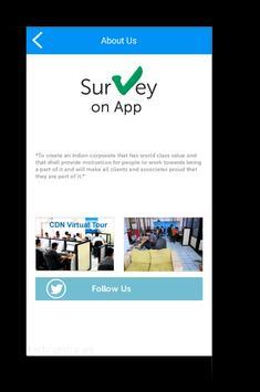 Survey On App apk screenshot