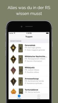 RS Armee - Truppen / Abzeichen apk screenshot