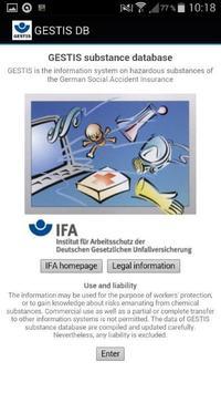 Substance Database apk screenshot