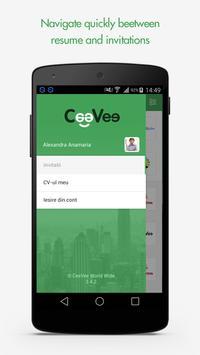 CeeVee -  get job offers apk screenshot