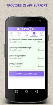 Whatscope for WhatsApp apk screenshot