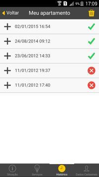 Celesc apk screenshot