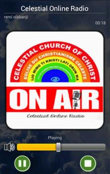 Celestial Online Radio poster
