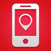 Cell Tracker App icon