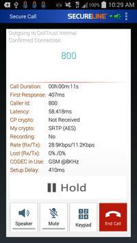 CellTrust SecureLine™ apk screenshot