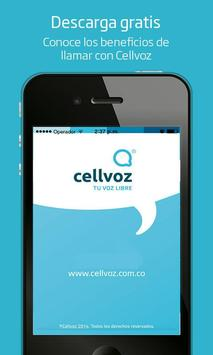 Cellvoz poster