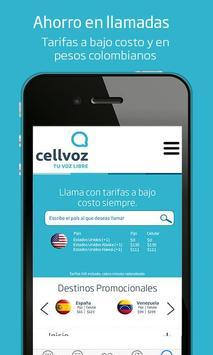 Cellvoz apk screenshot