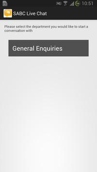 SABC Medical Scheme Chat apk screenshot
