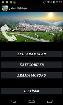 Şahin Rehberi poster