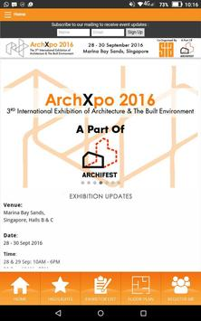 ArchXpo apk screenshot