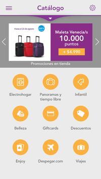 PuntosCencosud apk screenshot