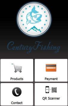 Century Fishing poster