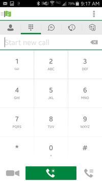 Business Communicator apk screenshot