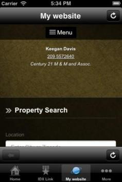 Central Valley Real Estate apk screenshot