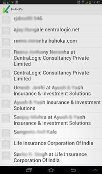 HuHoKa apk screenshot