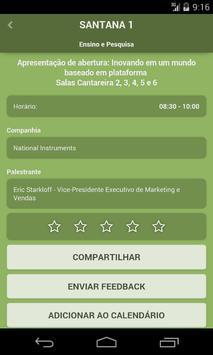 NIDays Brasil 2014 apk screenshot