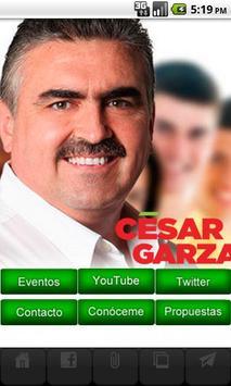 Cesar Garza apk screenshot