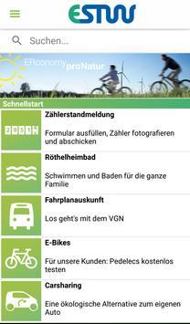 ESTWmobil: Erlanger Stadtwerke poster